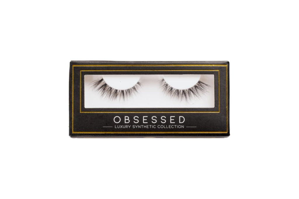Obsessed Synthetic Lashes - Hustle bby
