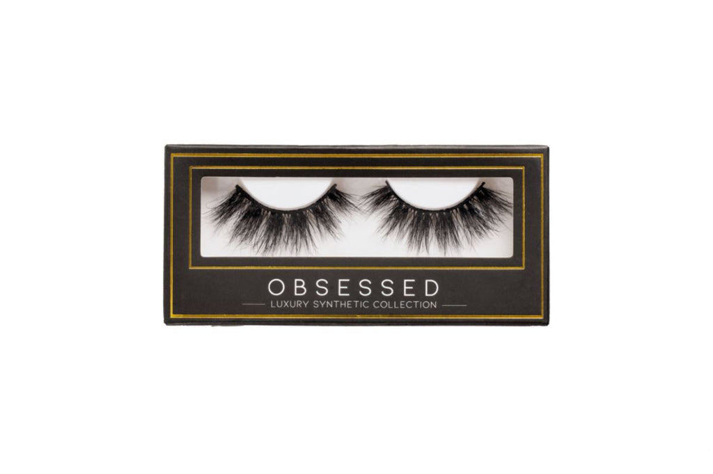 Obsessed Synthetic Lashes - I Am Loved
