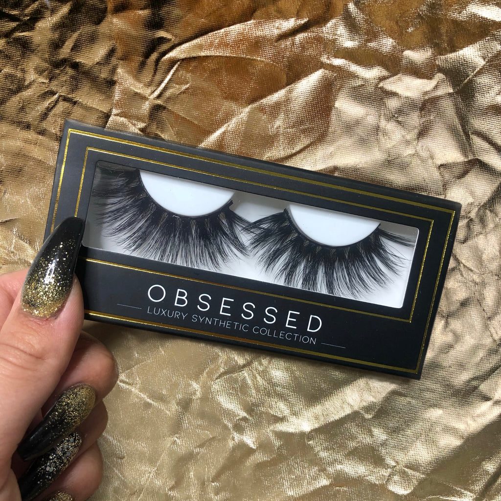 Obsessed Synthetic Lashes - Bombshell