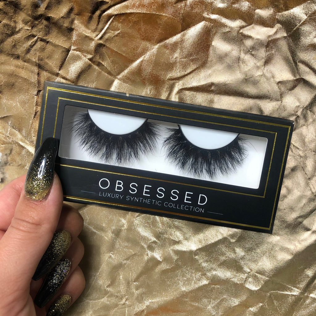 Obsessed Synthetic Lashes - ily