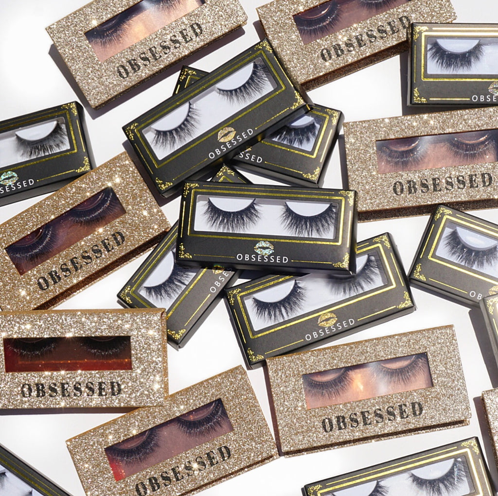 Obsessed Lashes Set - 10 pairs of your choice