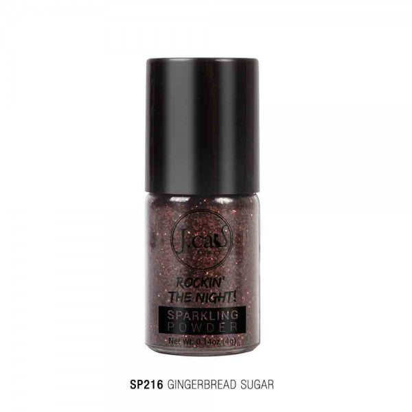 J.Cat - Shimmery Powder 'Gingerbread Sugar'