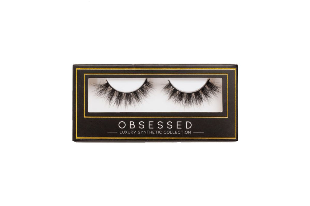 Obsessed Synthetic Lashes - Kissez