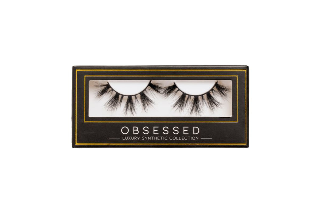 Obsessed Synthetic Lashes - Lash Me