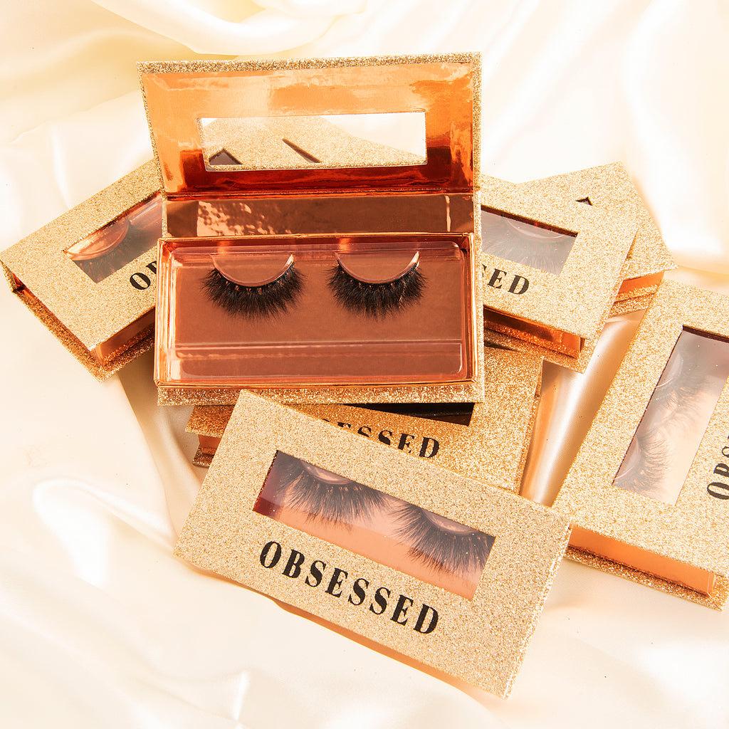 Obsessed Mink lashes - Mamacita