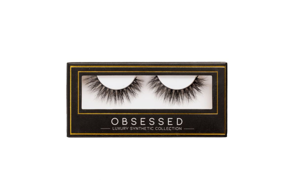 Obsessed Synthetic Lashes - Maya