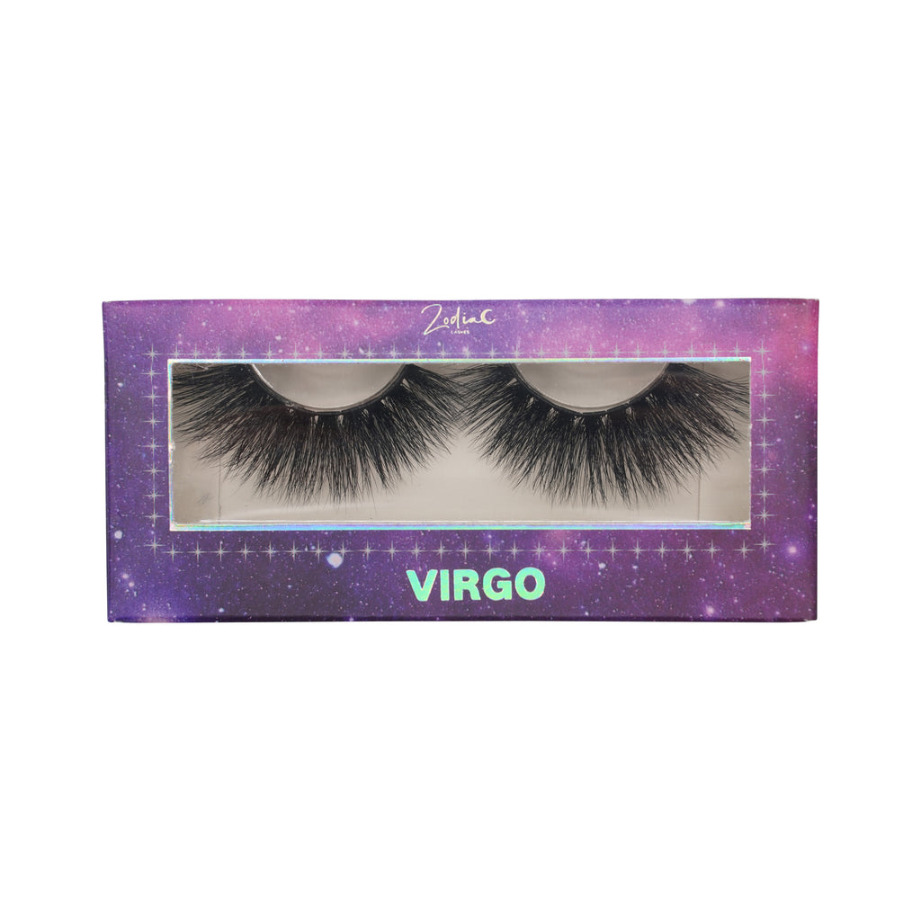 Zodiac Lashes - Virgo