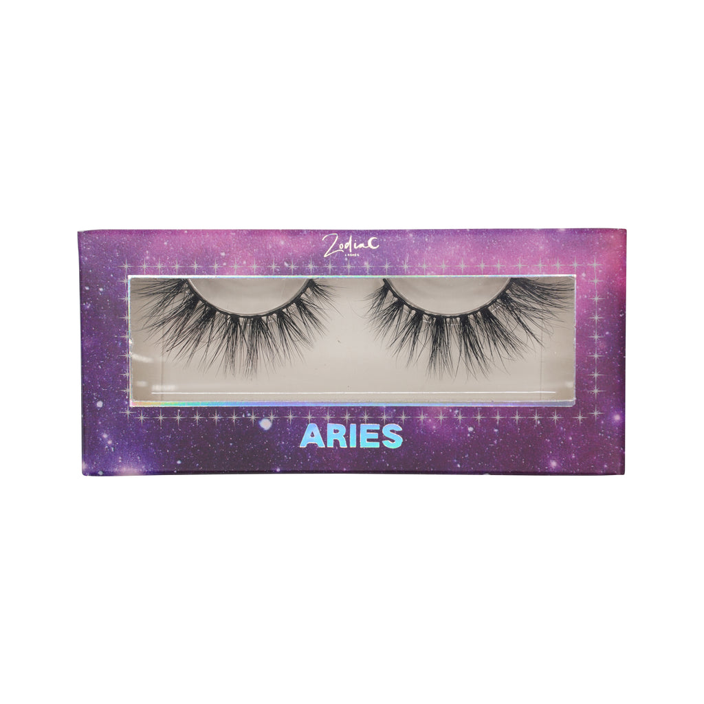 Zodiac Lashes - Aries