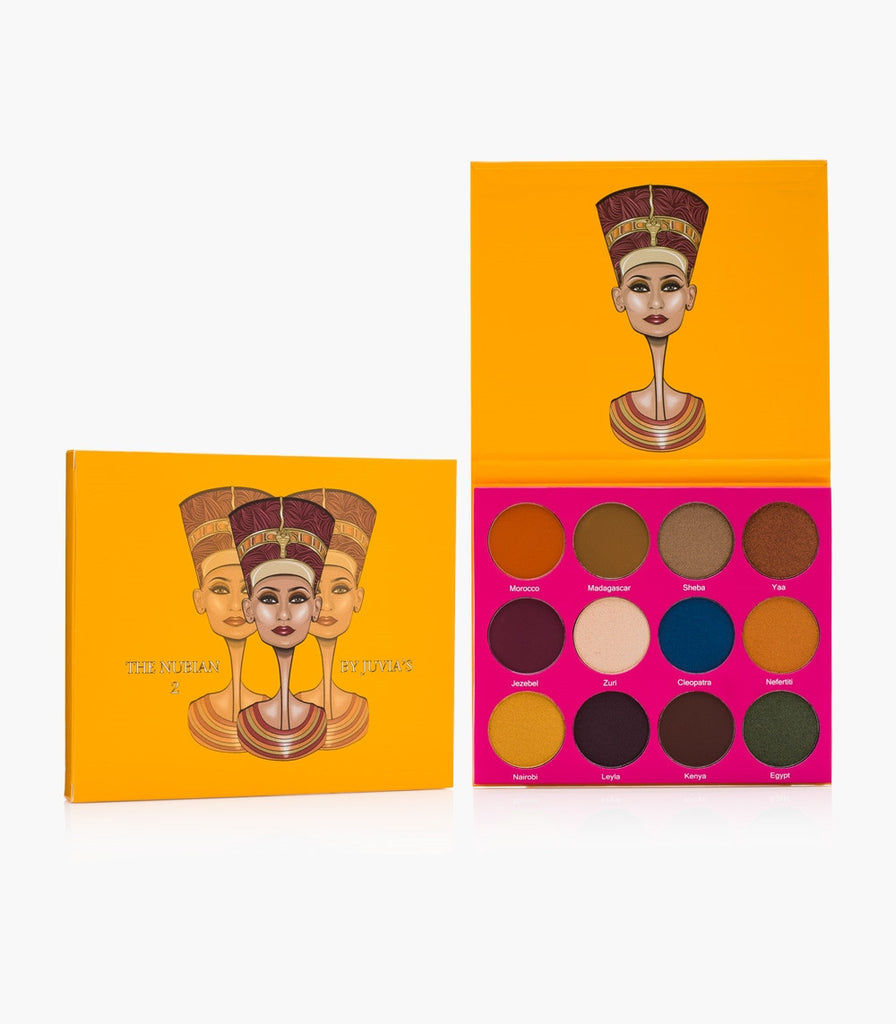 Juvia's Place - The Nubian 2nd Edition Palette