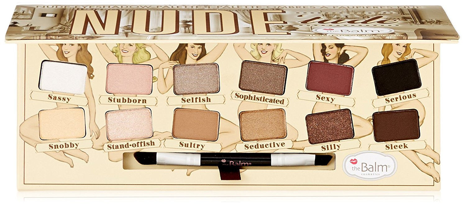 The Balm Cosmetics - The Balm Appetit Eyeshadow Palette -6608