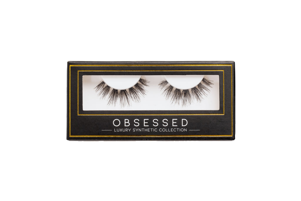 Obsessed Synthetic Lashes - Angel