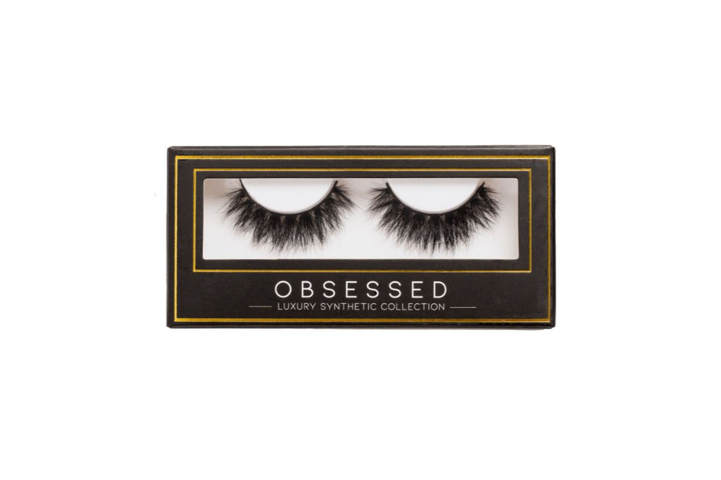 Obsessed Synthetic Lashes - Obsessed