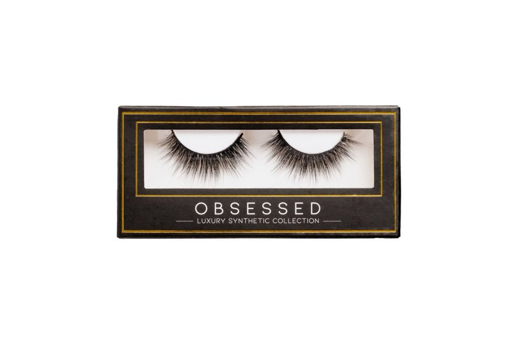 Obsessed Synthetic Lashes - Over it