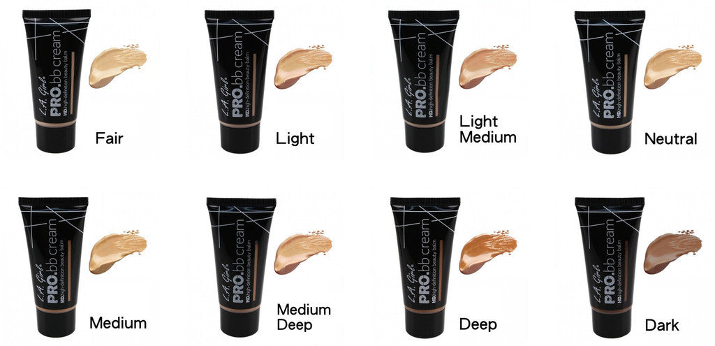 L.A. Girl - HD Pro BB Cream