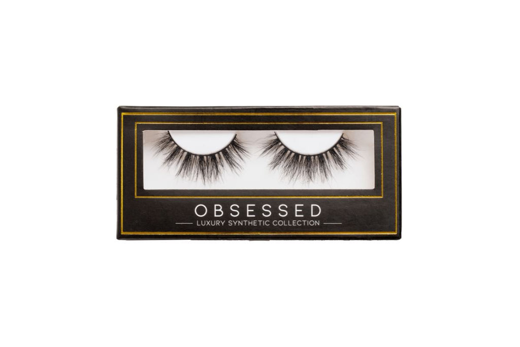 Obsessed Synthetic Lashes - Pure