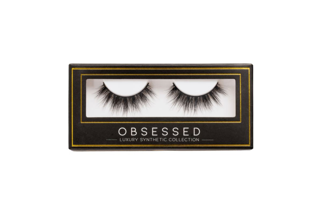 Obsessed Synthetic Lashes - Sassy