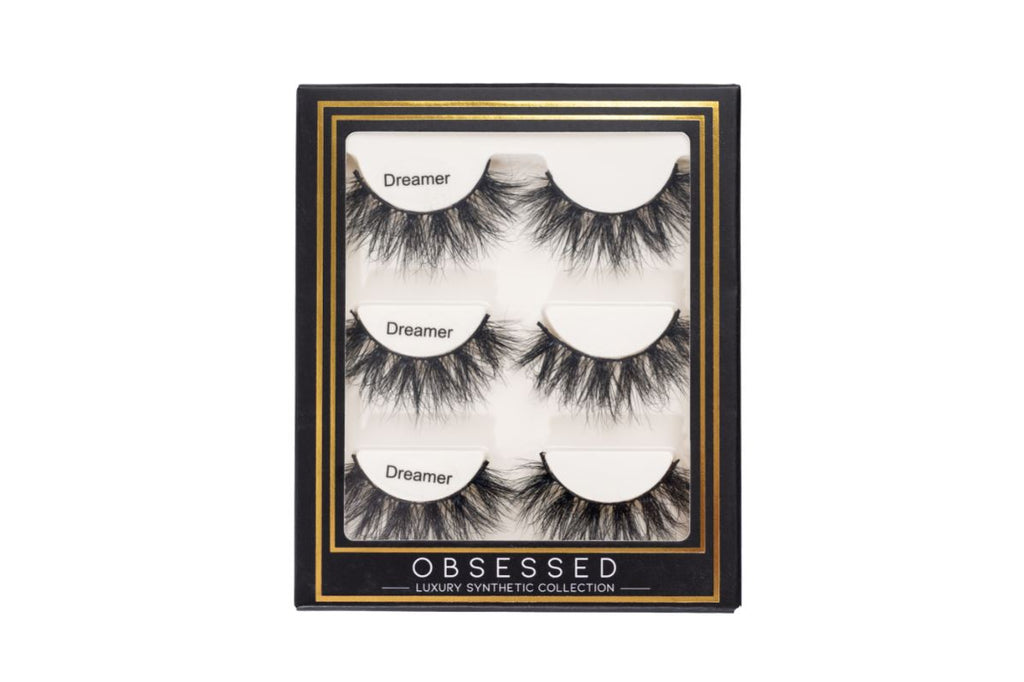 Obsessed Synthetic Lash Set - Dreamer
