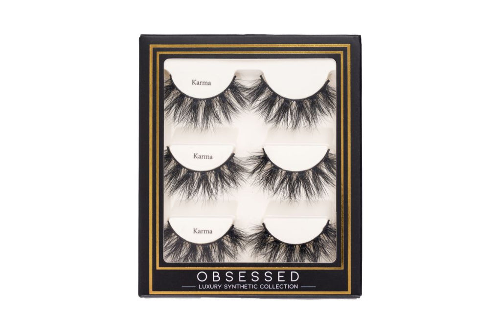 Obsessed Synthetic Lash Set - Karma
