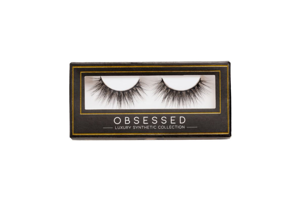 Obsessed Synthetic Lashes - Vibes