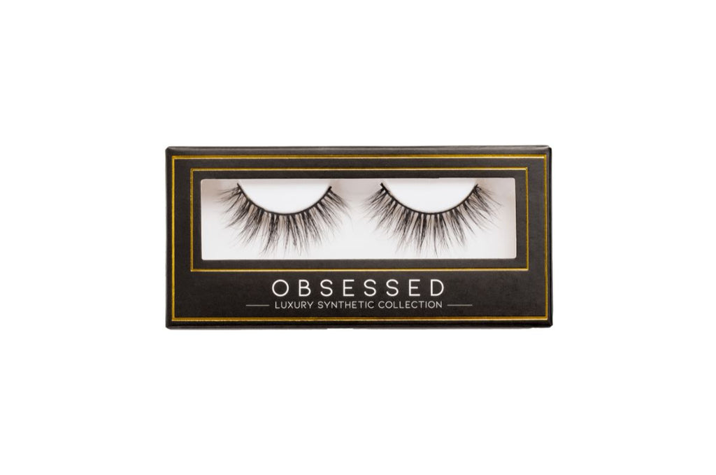 Obsessed Synthetic Lashes - xoxo