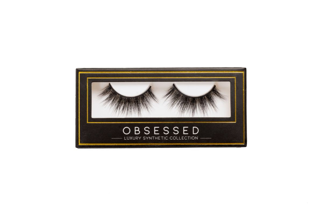 Obsessed Synthetic Lashes - Angelic