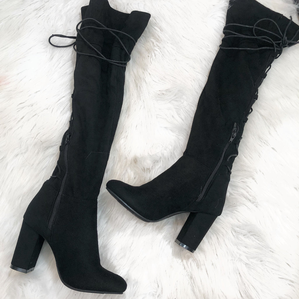 Serenity Thigh-High Boots