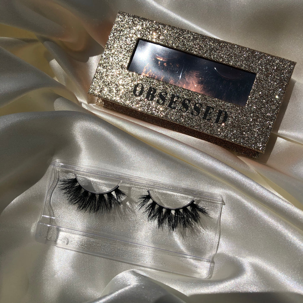 Obsessed Mink lashes - Love at first sight