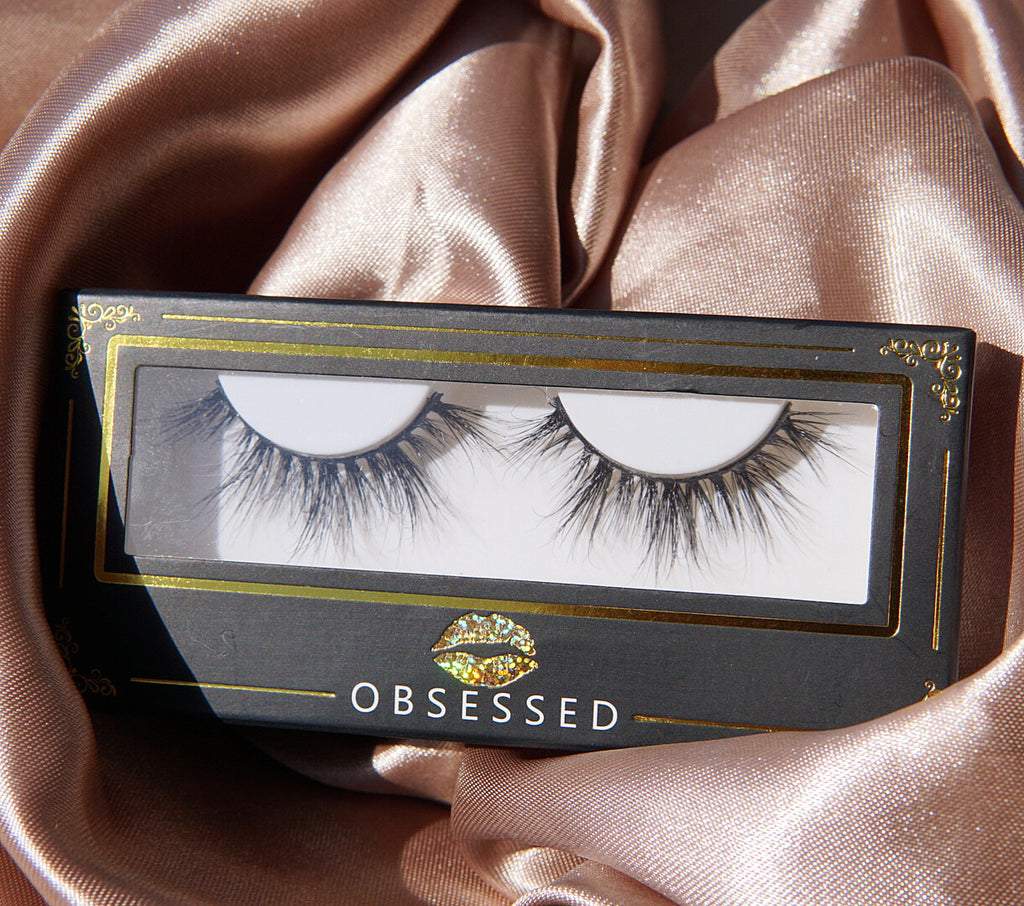 Obsessed Synthetic Lashes - Barbie