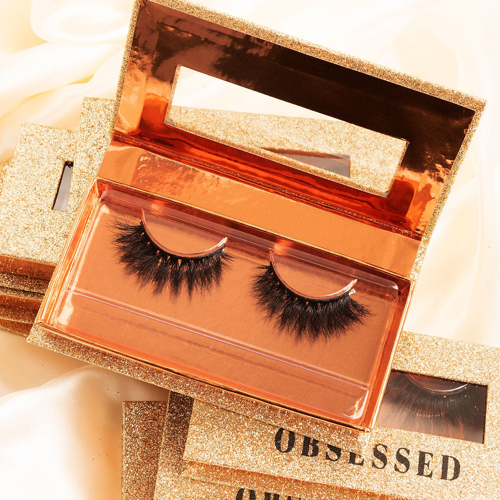 Obsessed Mink lashes - Angel bby