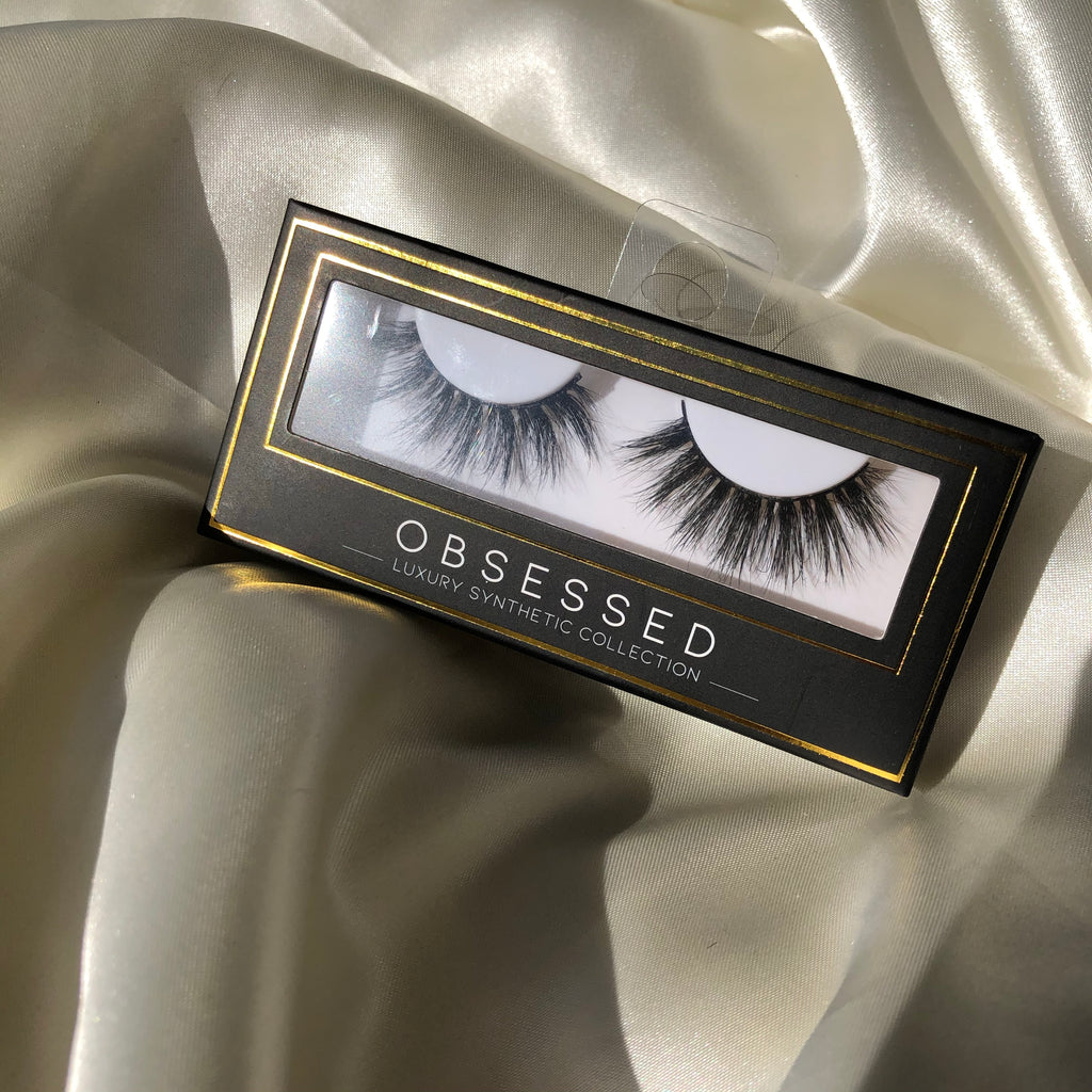Obsessed Synthetic Lashes - Desire