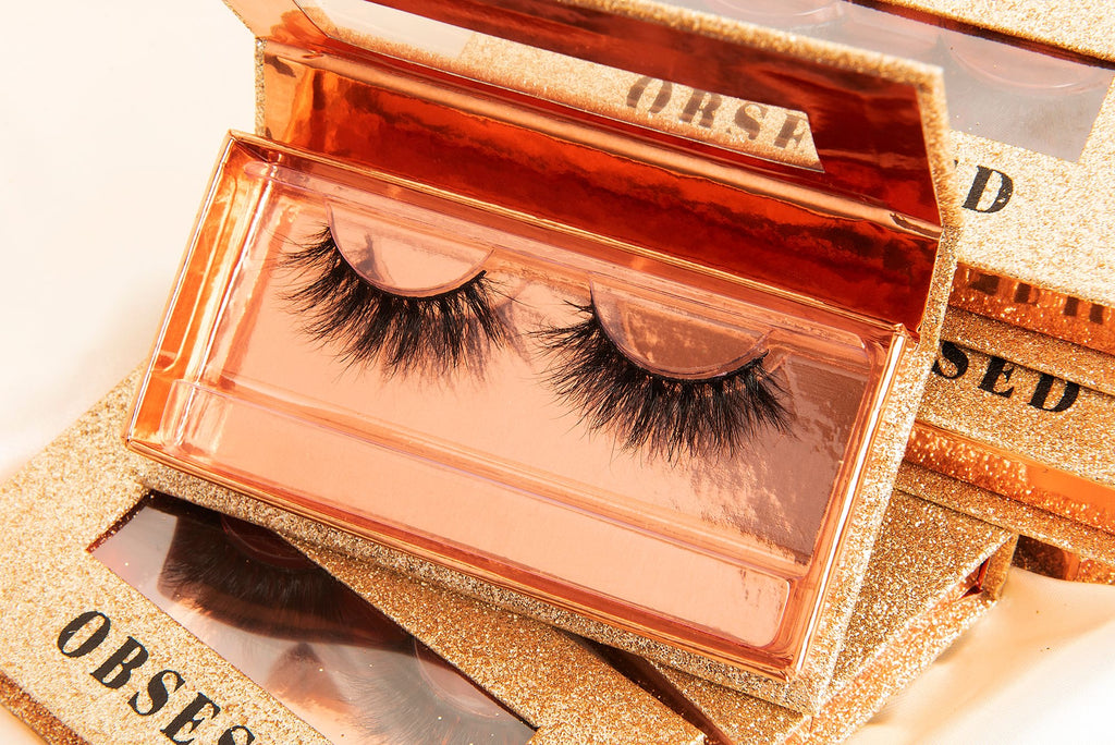 Obsessed Mink lashes - CEO