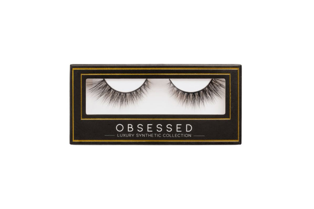 Obsessed Synthetic Lashes - #lotd