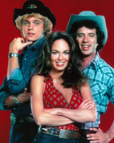 Personalized Signed Photo: Hazzard County Trio