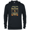 Drinking Beer and Playing Guitar Premium Hoodie