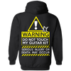 Do Not Touch My Guitar Hoodie