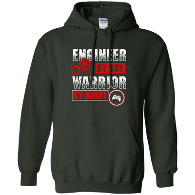 Engineer Warrior Hoodie