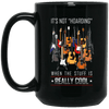 It's Not Hoarding Guitar Guitar Mug