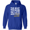 Best Things in Life Are Guitars Hoodie