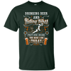 Drinking Beer and Riding Bikes T-Shirt