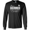 Drummer To Worship Long Sleeve Shirt