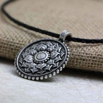 nataraja buddhist product pendant trunk vintage products jewel image jewelry spiritual necklace