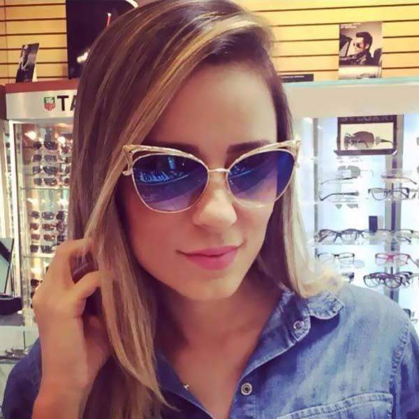 [NEW] Ashley 'Cat Eye' Sunglasses