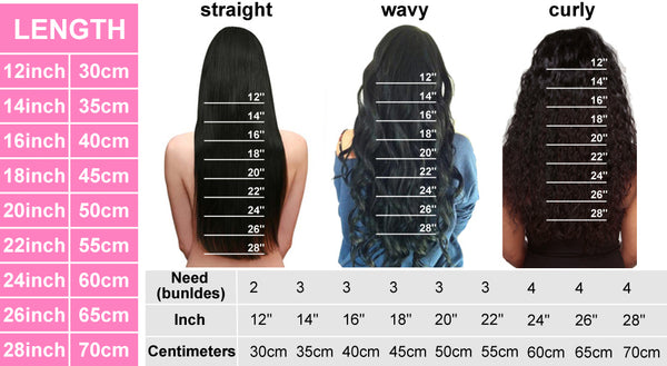 dansin-hair-measurement