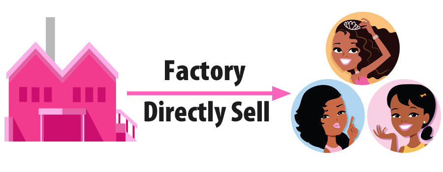 we are factory directly sell