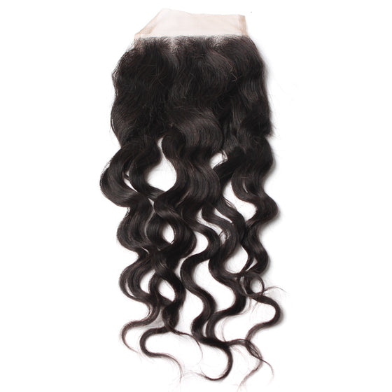 Luxury 10A Natural Wave Lace Closure