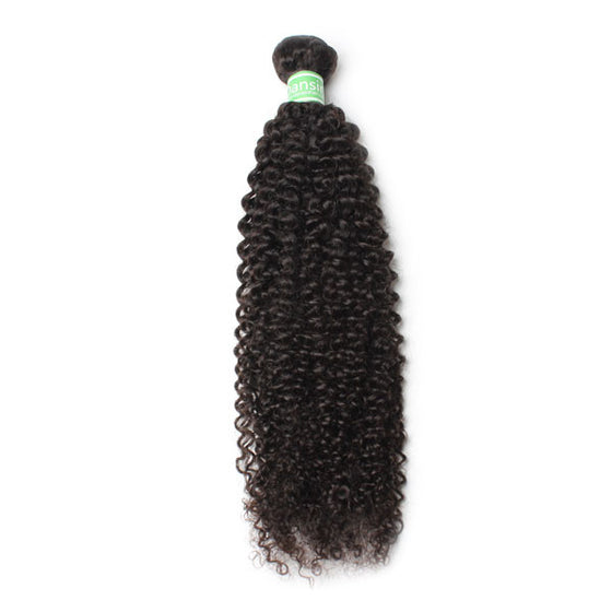 10A Brazilian Kinky Curly Hair 1 Bundle
