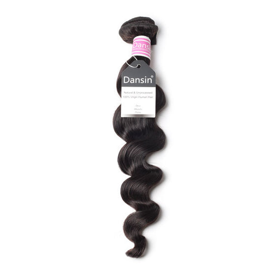 Luxury 10A Peruvian Loose Wave Hair 1 Bundle