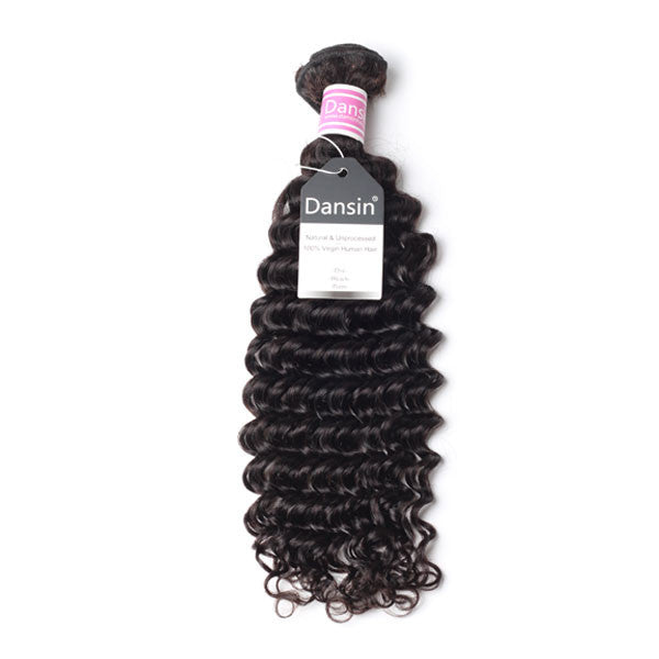 Peruvian Deep Wave Hair 1 Bundle