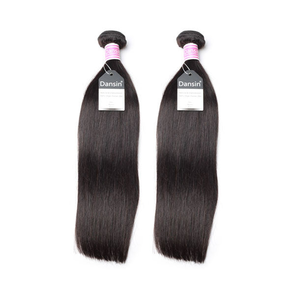 Luxury 10A Peruvian Straight Hair 2 Bundles