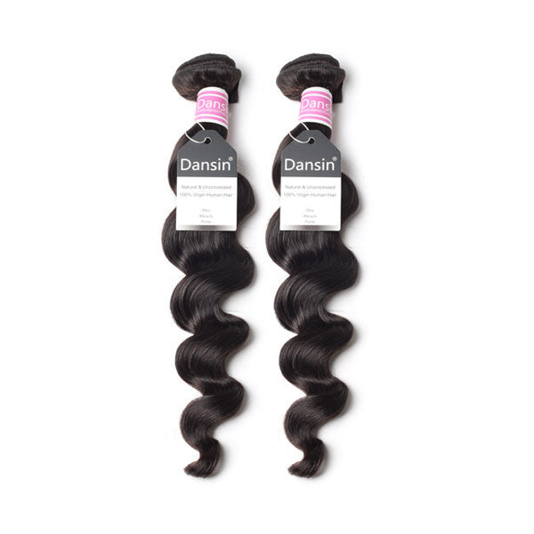 Luxury 10A Peruvian Loose Wave Hair 2 Bundles